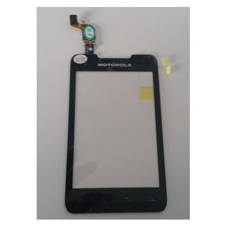 Repuesto Pantalla Tactil Original Motorola XT303 XT305 Negra