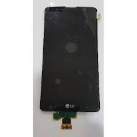 PANTALLA LCD DISPLAY + TACTIL CON MARCO PARA LG STYLUS 2 PLUS K530 K557 - NEGRA