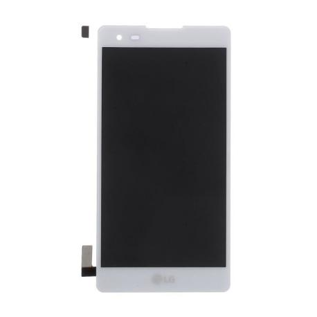 PANTALLA LCD DISPLAY + TACTIL PARA LG X STYLE K200 - BLANCA