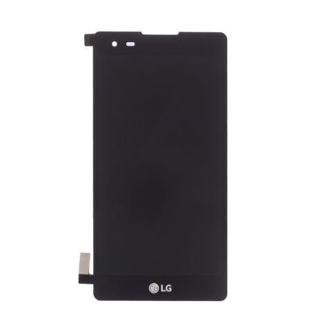 PANTALLA LCD DISPLAY + TACTIL PARA LG X STYLE K200 - NEGRA