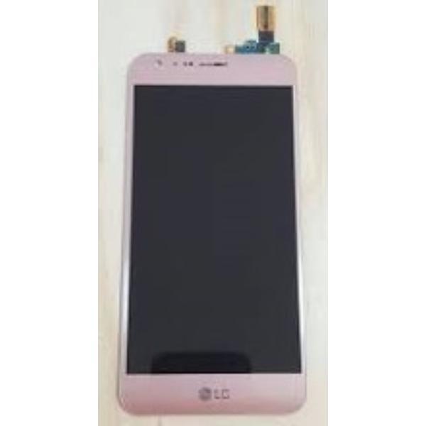 PANTALLA LCD DISPLAY + TACTIL PARA LG X CAM K580 - ROSA