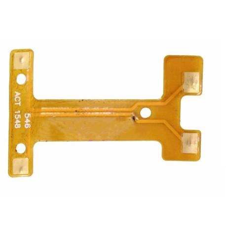 FLEX CONEXION BUZZER ORIGINAL LG K10 K420N / K430DSE REMANUFACTURADO
