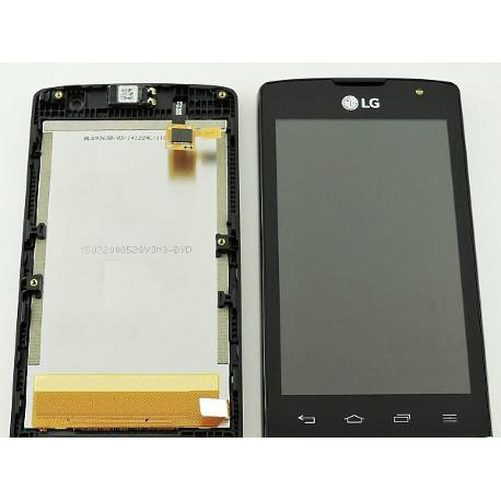 PANTALLA TACTIL + LCD DISPLAY ORIGINAL CON MARCO PARA LG LG JOY H220