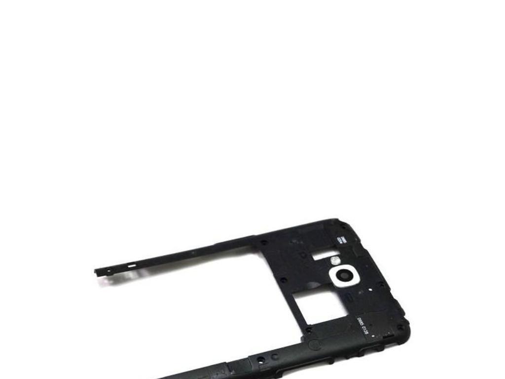 Carcasa Intermedia Lg G Pro Lite D682 D686 D685 Blanca Recuperada Black Loading Zoom