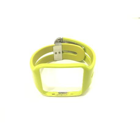 CORREA DE RELOJ SONY SMART WATCH 3 VERDE LIMON - USADA