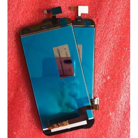 PANTALLA LCD DISPLAY + TACTIL PARA ZTE BLADE S6 FLEX - NEGRA