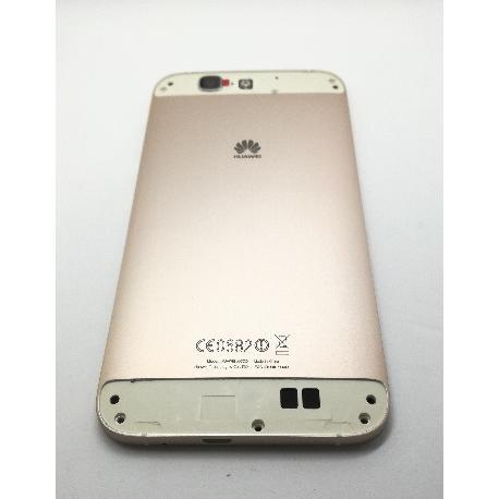 cb12070a36a Carcasa Tapa Trasera de Bateria Original para Huawei Ascend G7 - Oro