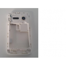 Carcasa trasera Intermedia para Alcatel One Touch S pop, 4030, 4030D Blanca