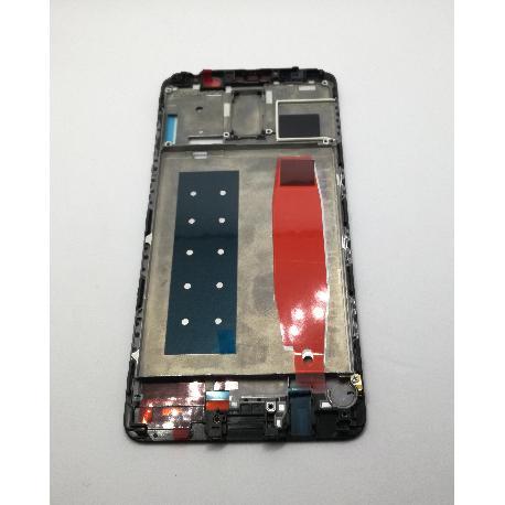 CARCASA FRONTAL DE LCD PARA HUAWEI MATE 9 PRO - NEGRA