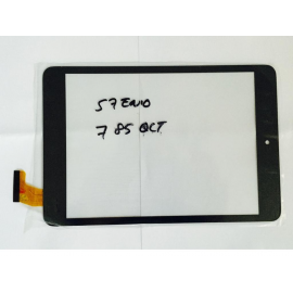 Repuesto Pantalla Tactil Tablet  Szenio PC 785QCT  7.8 Pulgadas Negra