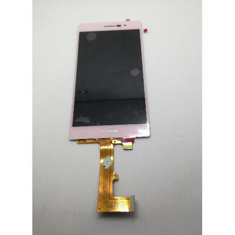 PANTALLA LCD + TACTIL HUAWEI ASCEND P7 SOPHIA ROSA