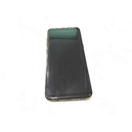 PANTALLA DISPLAY LCD+TACTIL CON MARCO ORIGINAL PARA SAMSUNG SM-G950F GALAXY S8 - NEGRA RECUPERADA