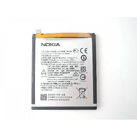 BATERIA PARA NOKIA 6.1 PLUS (GLOBAL), NOKIA X6 (CHINA)