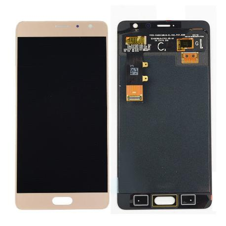 REPUESTO PANTALLA LCD DISPLAY + TACTIL TOUCH PARA XIAOMI REDMI PRO - ORO