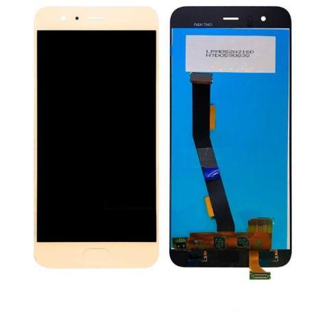 PANTALLA LCD DISPLAY + TACTIL PARA XIAOMI MI 6 MI6 - DORADA