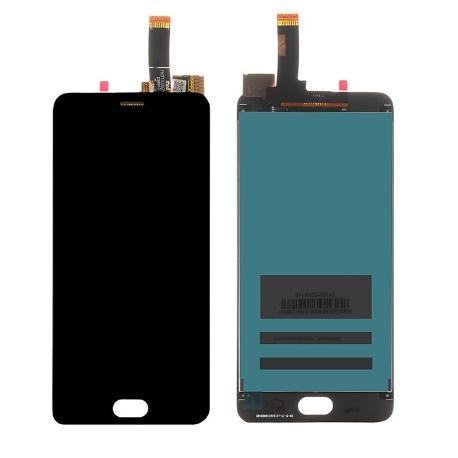 PANTALLA LCD Y TACTIL PARA MEIZU M6 - NEGRA