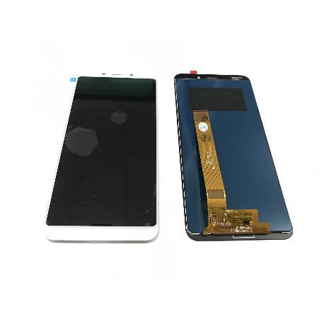 PANTALLA LCD DISPLAY + TACTIL PARA MEIZU S6 - BLANCA