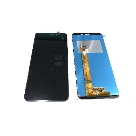 PANTALLA LCD DISPLAY + TACTIL PARA MEIZU S6 - NEGRA