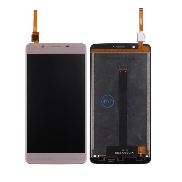 PANTALLA LCD Y TACTIL PARA BLACKVIEW P2, P2 LITE - ROSA