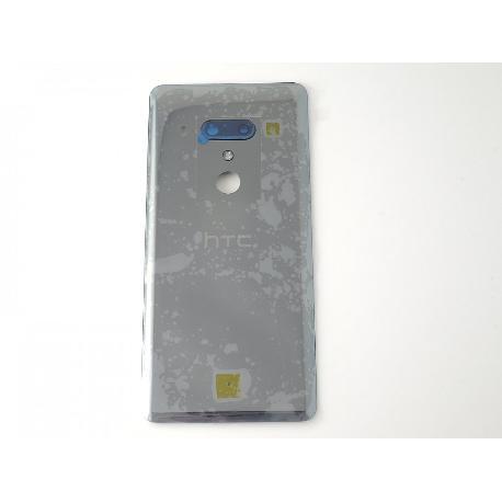 TAPA TRASERA PARA HTC U12+ - NEGRA