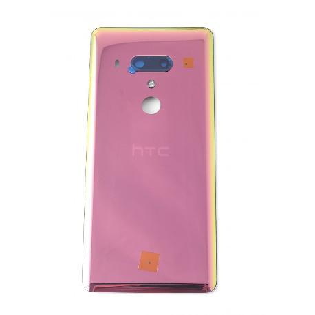 TAPA TRASERA PARA HTC U12+ - ROJA