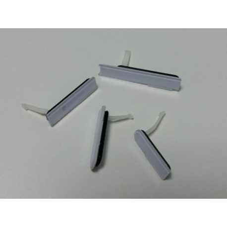 Juego De Tapas Sony Xperia Z L36h Blanca