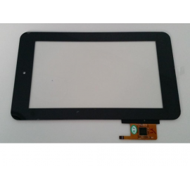"Pantalla Tactil para Tablet HP Slate 7"" - Negra"