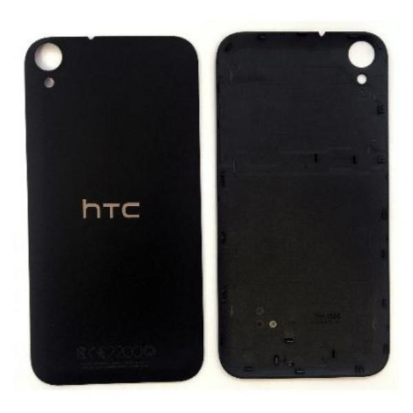 TAPA TRASERA DE BATERIA PARA HTC DESIRE 830 - NEGRA