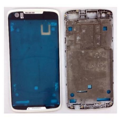 CARCASA FRONTAL DE LCD PARA HTC DESIRE 828 - BLANCA
