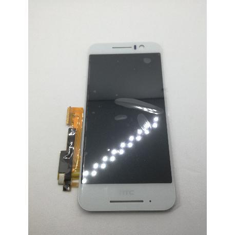 PANTALLA LCD DISPLAY + TACTIL PARA HTC ONE S9 - BLANCA