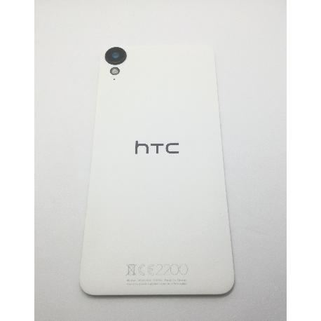 TAPA TRASERA DE BATERIA PARA HTC DESIRE 825 - BLANCA