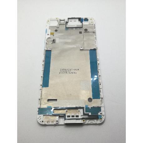 CARCASA FRONTAL DE LCD PARA HTC DESIRE 825 - BLANCA