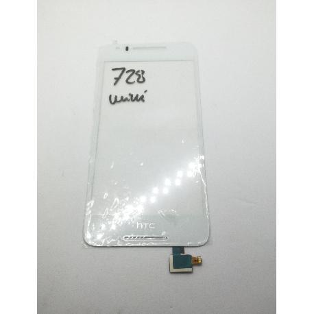 PANTALLA TACTIL PARA HTC DESIRE 728 MINI - BLANCA