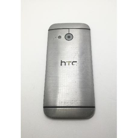 TAPA TRASERA DE BATERIA PARA HTC ONE  MINI 2 - GRIS - RECUPERADA