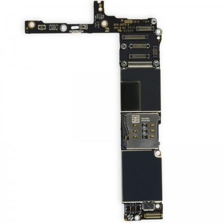 PLACA BASE LOGIC BOARD MOTHERBOARD IPHONE 6 LIBRE 64GB ( SIN BOTON HOME ) - RECUPERADA