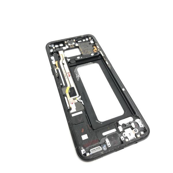 CARCASA FRONTAL LCD PARA SAMSUNG S8 PLUS - NEGRA - DESMONTAJE