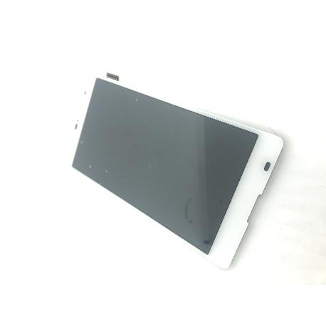 PANTALLA LCD DISPLAY + TACTIL PARA WIKO ROBBY - BLANCA