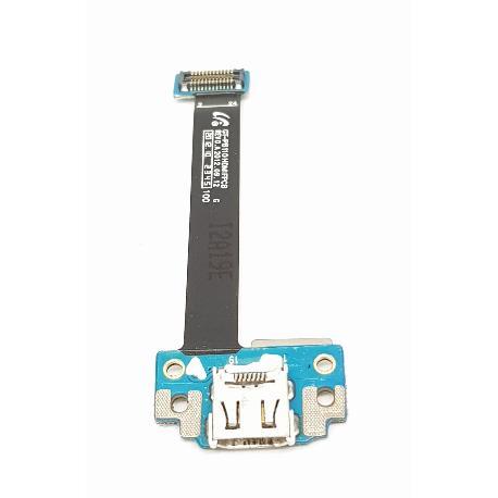FLEX CONECTOR MINI USB ORIGINAL PARA SAMSUNG NEXUS 10 P8110 - RECUPERADO