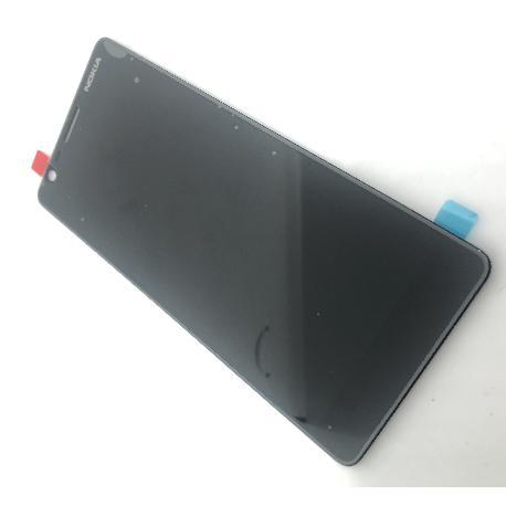 PANTALLA LCD Y TACTIL PARA NOKIA 3.1 - NEGRA