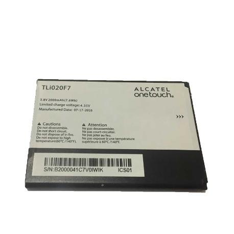 BATERIA TLI020F7 ORIGINAL PARA ALCATEL PIXI 4 (5) 5045D - RECUPERADA
