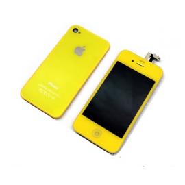 Cambio de color tu Iphone 4 a Amarillo