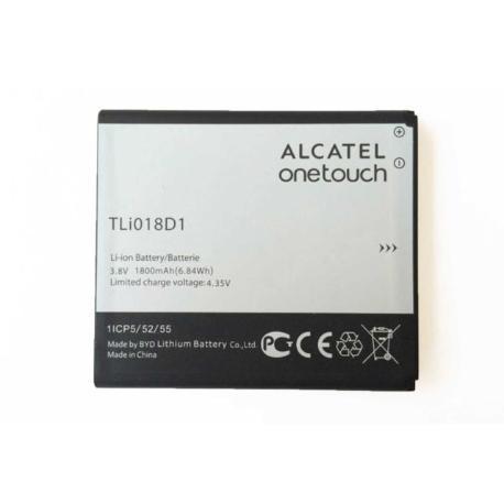 CARCASA INTERMEDIA ORIGINAL ALCATEL ONE TOUCH OT-5038 5038 POP D5 - RECUPERADA