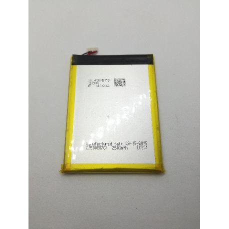 BATERIA ORIGINAL TLP025A2, TLP025A1 PARA ALCATEL ONETOUCH POP C9, 7047D, 7043Y DE 2500MAH - RECUPERADA