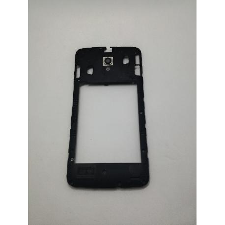 CARCASA INTERMEDIA ORIGINAL PARA ALCATEL POP 2 7043K 7043Y - RECUPERADA
