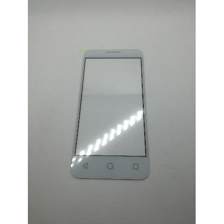 PANTALLA DE CRISTAL PARA ALCATEL VODAFONE SMART SPEED 6 VF795N / ALCATEL PIXI 3 (4.5 PULGADAS) - BLANCO
