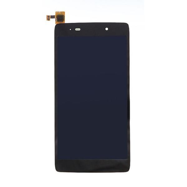 REPUESTO PANTALLA TACTIL + LCD DISPLAY PARA ALCATEL ONE TOUCH IDOL 3 OT-6039 DE 4.5 PULGADAS - NEGRA