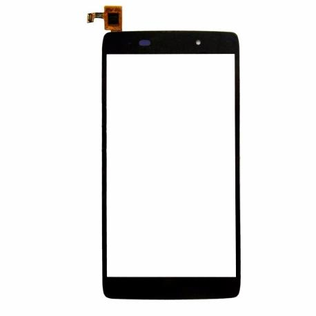 PANTALLA TACTIL TOUCH ALCATEL ONE TOUCH IDOL 3 OT-6039 DE 4.5 PULGADAS - NEGRA