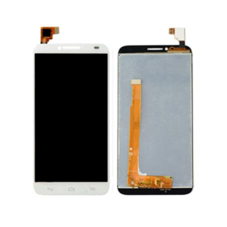 PANTALLA LCD DISPLAY + LCD PARA ALCATEL IDOL 2 MINI OT-6036 - BLANCA - RECUPERADA