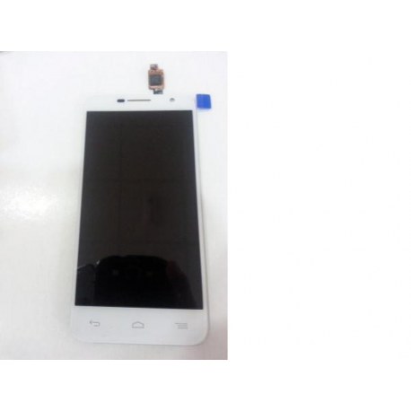 Repuesto Pantalla Lcd + Tactil Alcatel Idol 2 Mini OT6016 Blanco