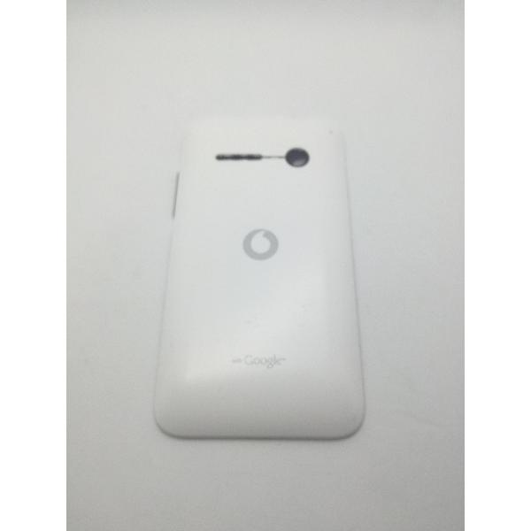 TAPA TRASERA BLANCA ORIGINAL ALCATEL V785 VODAFONE 785 SMART MINI 4 - RECUPERADA